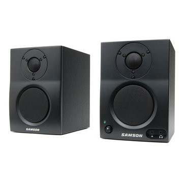 Samson MediaOne BT3 2x 30W powered 3