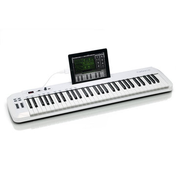 Samson Carbon 61 61-t oetsenUSB MIDI Keyboard inclusief NI Komplete Elements 8