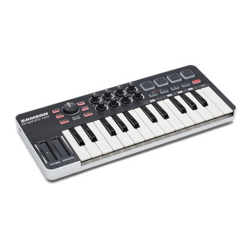 Samson Graphite M25 USB bus powered 25-key semi-weighted mini keyboard