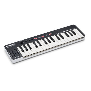 Samson Graphite M32 USB bus powered 32-key sync-action mini keyboard