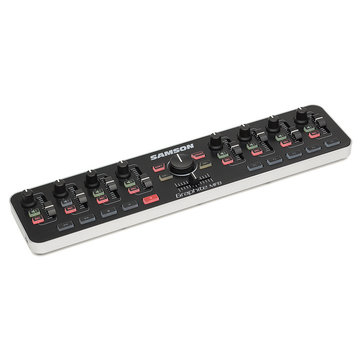 Samson Graphite MF8 USB bus powered mini control surface