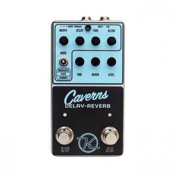 Keeley Caverns Dual Delay Reverb