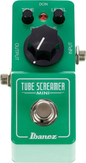 Ibanez Tube Screamer Mini