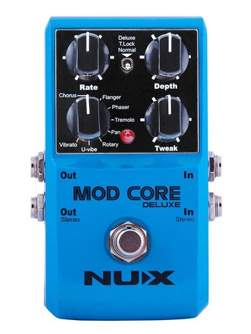 NUX modulation pedal MOD CORE DELUXE