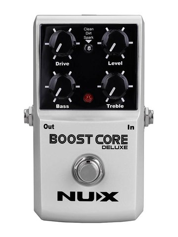 NUX boost pedal BOOST CORE DELUXE
