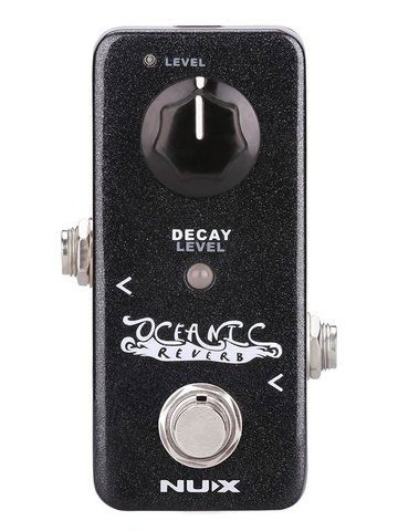 NUX reverb pedal OCEANIC REVERB