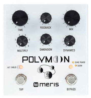 Meris Polymoon Super Modulated Delay