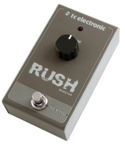Rush Booster All-Analog Boost Pedal