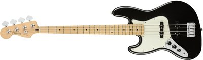 Player Jazz Bass¨ Left-Handed, Maple Fingerboard, Black