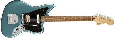 Player Jaguar¨, Pau Ferro Fingerboard, Tidepool