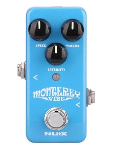 NUX rotary pedal MONTEREY VIBE