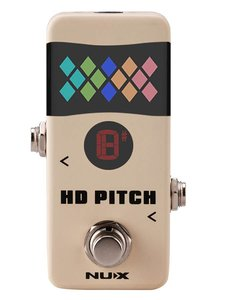 NUX pedal tuner HD PITCH