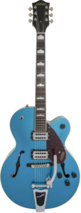 Gretsch G2420T Streamliner™ Hollow Body Single-Cut with Bigsby Riviera Blue