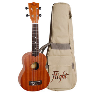 Flight NUS-310 Soprano Ukulele